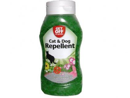 Odpuzovací krystaly proti značkování Cat and Dog Repellent