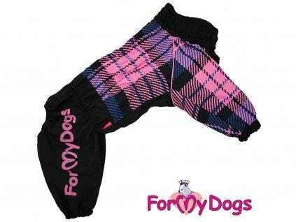 oblecek pro vetsi fenky plastenka black pink