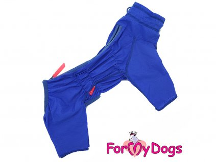 oblecek pro psy overal duster blue