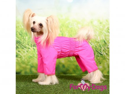 oblecek pro fenky overal duster pink 5