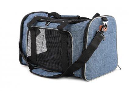 taska na psy denim blue 8kg 3
