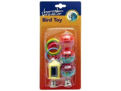 Hračka pro ptáky Bird Toy