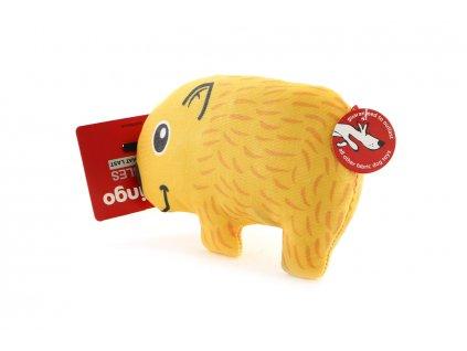 hracka pro psy red dingo vombat 2