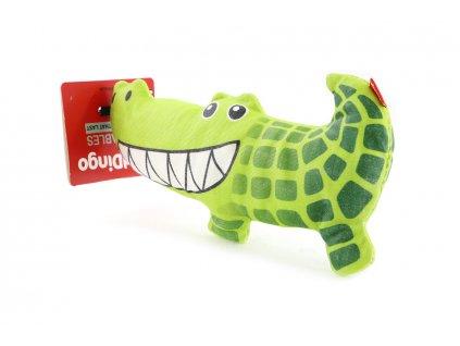 hracka pro psy red dingo krokodyl 2