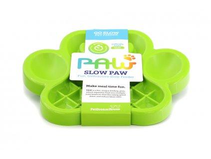 Zpomalovací miska pro psy PetDreamHouse, zelená