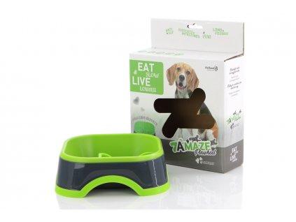 Zpomalovací miska pro psy HOLLAND Animal Care