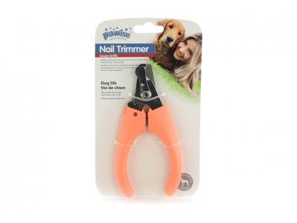 Kleště na drápky pro psy PAWISE, barva oranžová