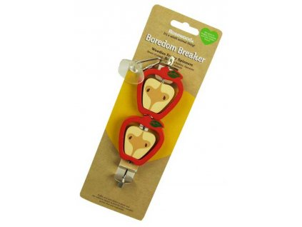 Hračka pro hlodavce Woodies Fruity Spinners