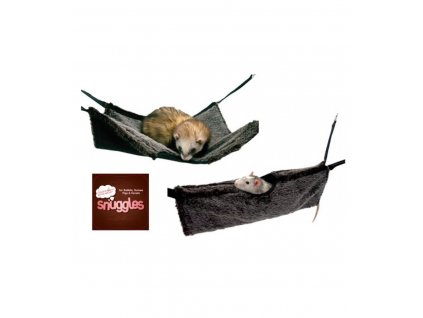 Tunel pro hlodavce Snuggles 2 in 1 Hanging