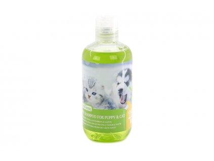 Šampon pro štěňata, koťata a citlivé psy i kočky NOBLEZA