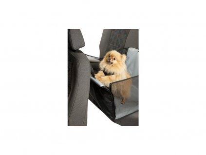 Autosedačka pro psy na zadní sedačku