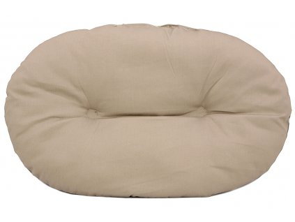 Nadýchaná matrace pro psy vhodná i do plastových pelíšků.