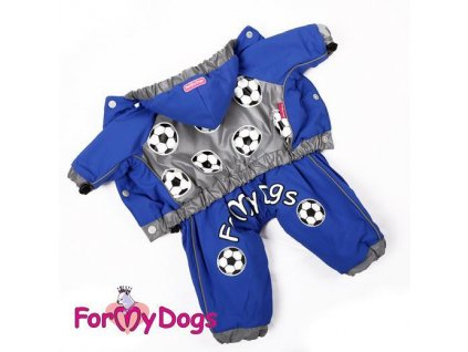 Overal, reflexní pláštěnka pro psy For My Dogs, sportovní