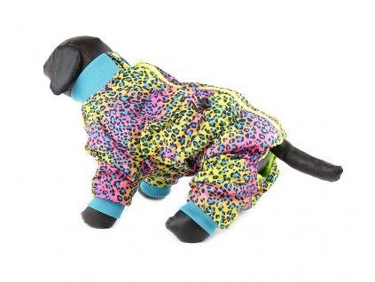 Oblečky pro psy – zimní overal pro psy For My Dogs, nepromokavý