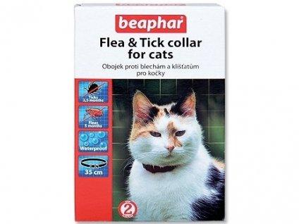 Beaphar Antiparazitní Obojek Diaz Kočka 35 cm