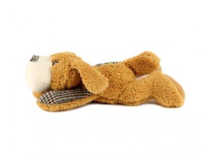 Plyšová pískací hračka pro psy ROSEWOOD Dylan Dog vyrobená z kvalitních netoxických materiálů.