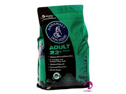 Granule pro psy Annamaet Adult 23 % Protein 13,61 kg