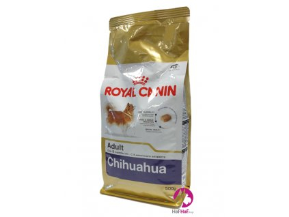 Granule pro psy Royal Canin Chihuahua Adult 500 g