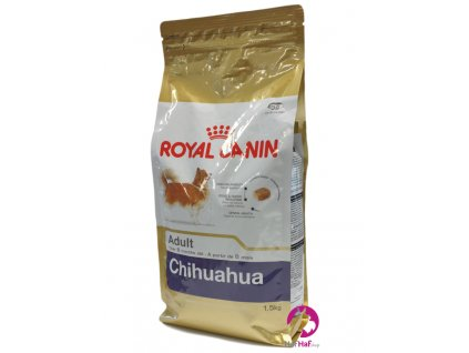 Granule pro psy Royal Canin Chihuahua Adult 1,5 kg