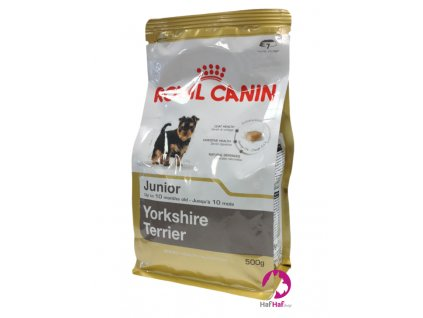 Granule pro psy Royal Canin Yorkshire Terrier Junior 500 g