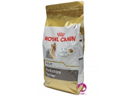 Granule pro psy Royal Canin Yorkshire Terrier Adult 1,5 kg