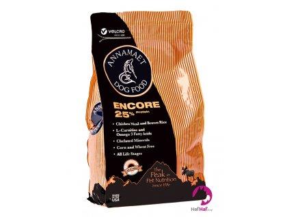 Granule pro psy Annamaet Encore 25% Protein 2,27 kg