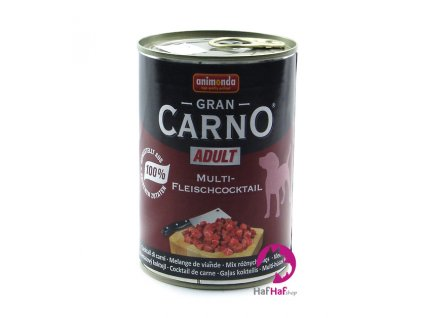 Animonda Gran CARNO ADULT Multifleisch-Cocktail 400 g