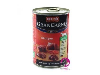 Kompletní krmivo pro psy Animonda 400 g, hovězí