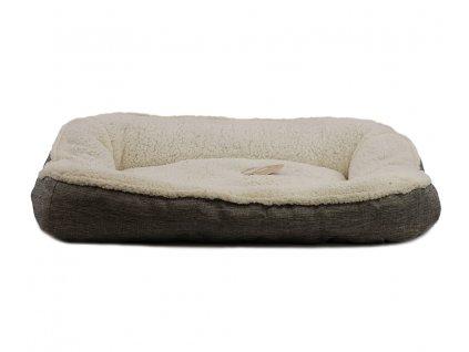 Originální a extra pohodlný pelíšek pro psy ROSEWOOD. Materiál kožíšek/tvíd, možno prát v pračce, výběr ze dvou velikostí.