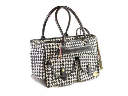 Luxusní pohodlná taška pro psy až do 8 kg