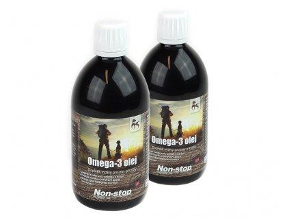 Doplněk stravy – rybí olej s omega3