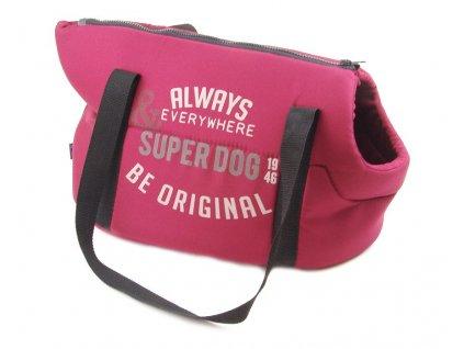 Příjemná měkká taška na psy od BOBBY