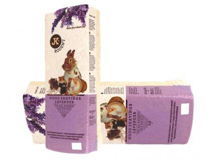 Podestýlka – hobliny s levandulí 15 l