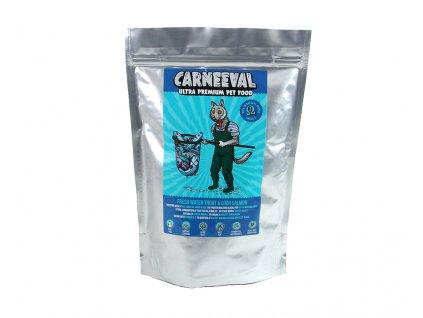 Granule pro psy Carneeval Fresh Water Trout & Loch Salmon 2 kg