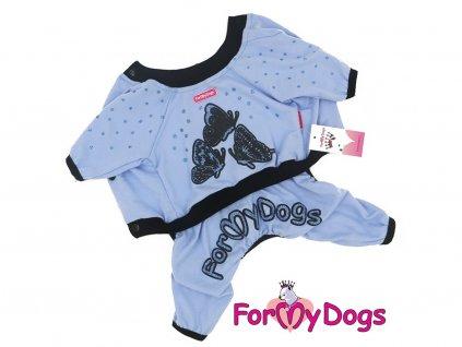 Obleček pro psy i fenky – lehoučký overal od For My Dogs