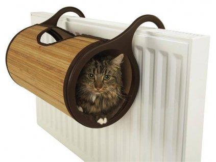 Odpočívadlo pro kočku Bamboo Cat Radiator
