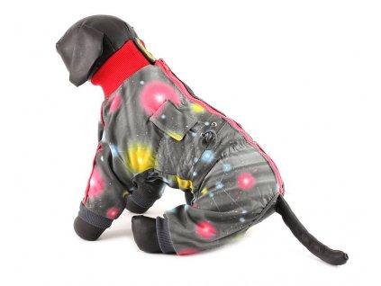 08ea311681a Oblečky pro psy – Luxusní membránový overal pro fenky od FMD