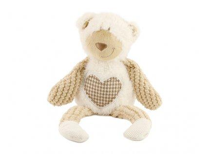 Roztomilá hračka pro psy – plyšový medvěd (2)