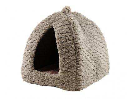 Domeček, bouda, pelíšek pro kočky a malé psy