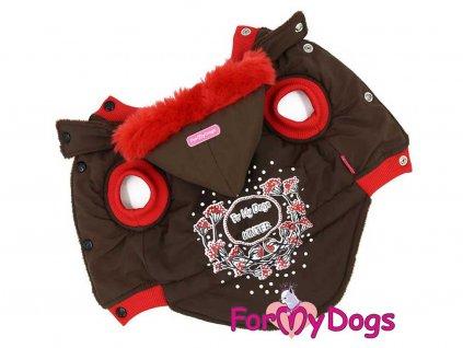 Obleček pro psy i fenky – zimní bunda od For My Dogs
