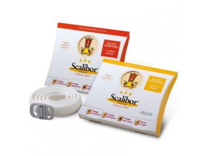 Obojek antiparazitní pro psy Scalibor