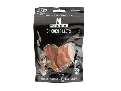 Křupavé pochoutky pro psy od ROSEWOOD – kuřecí filety