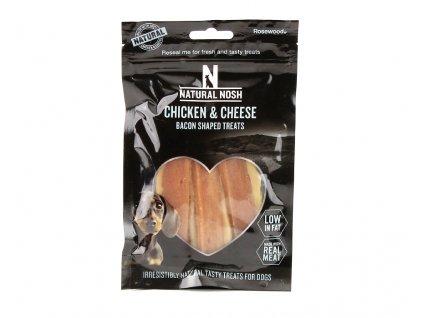 Křupavé pochoutky pro psy od ROSEWOOD – kuře a sýr
