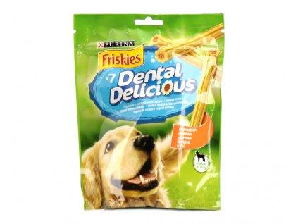 Dentální pochoutka pro středně velké psy
