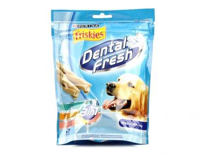 Dentální pochoutka 3v1 pro střední a velké psy
