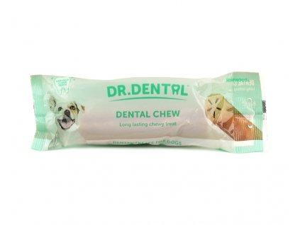 Tvrdá dentální pochoutka pro psy od ROSEWOOD – tyčinka Dr. Dental