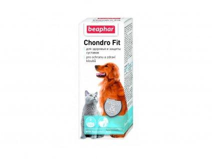 Chondro FIT – doplněk stravy pro psy i kočky s glukosaminem, prolinem, lyzinem, chondroitinem a kyselinou hyaluronovou