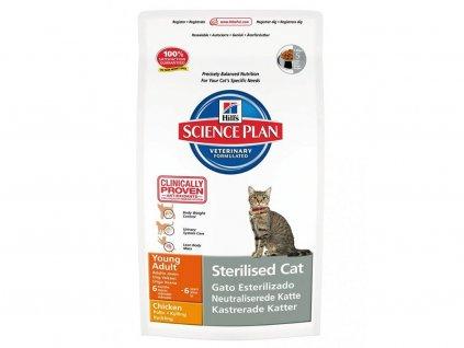 HILLS – krmivo pro kastrované kočky i kocoury