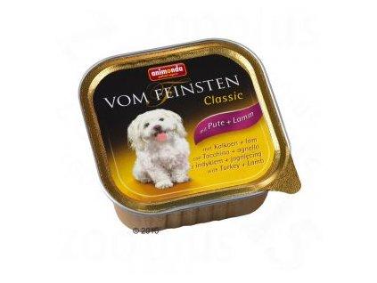 Animonda Vom Feinsten Classic krůtí + jehněčí 150g