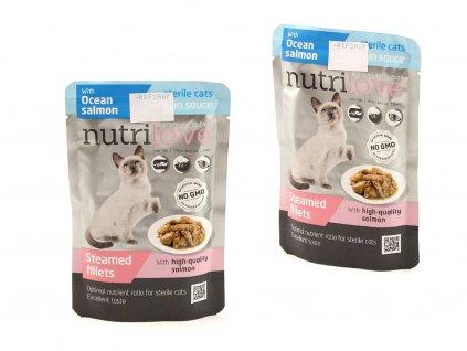 Kapsička pro kastrované a sterilizované kočky